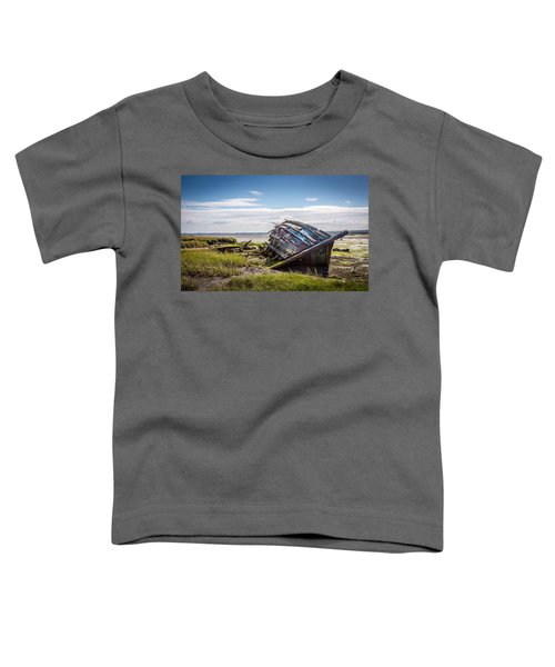 Riverside Boat. Toddler T-Shirt