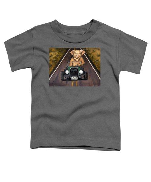Road Hog Toddler T-Shirt