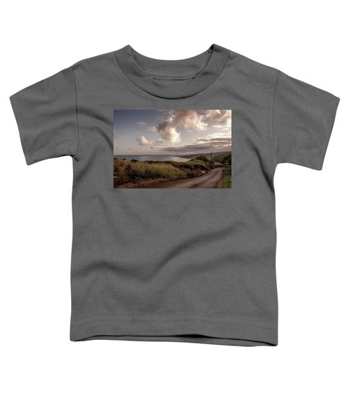 Road Less Traveled Toddler T-Shirt