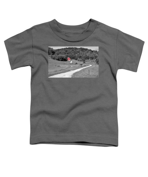 Road To Red Toddler T-Shirt