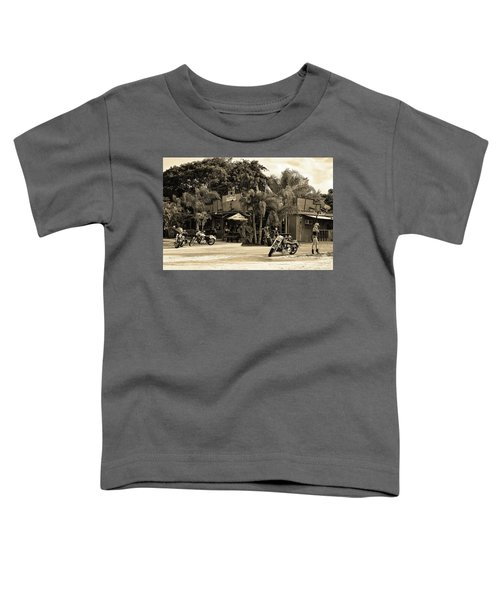 Roadhouse Toddler T-Shirt