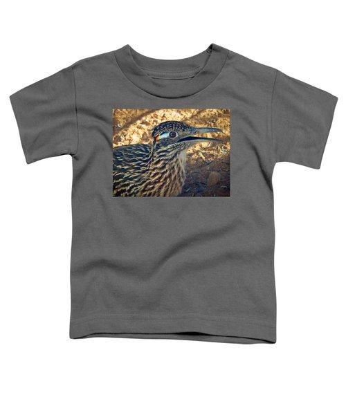Roadrunner Portrait Toddler T-Shirt