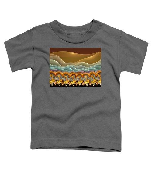 Roadrunner Races Toddler T-Shirt