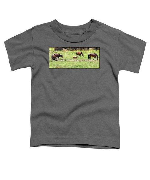 Roaming Freely Toddler T-Shirt