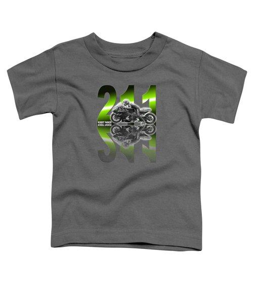 Robert Parker T001 Toddler T-Shirt