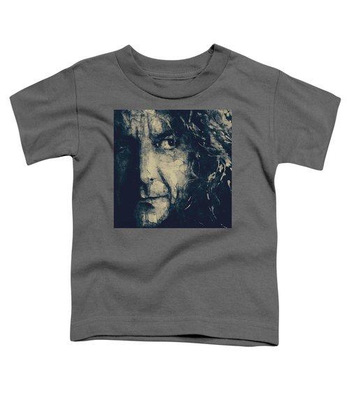 Robert Plant - Led Zeppelin Toddler T-Shirt