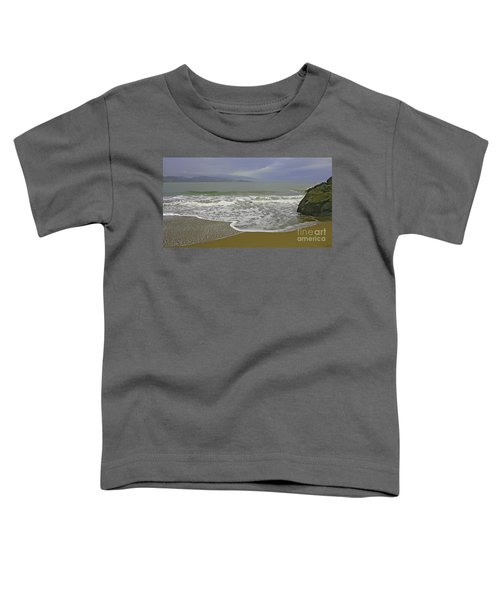 Rock And Sand Toddler T-Shirt