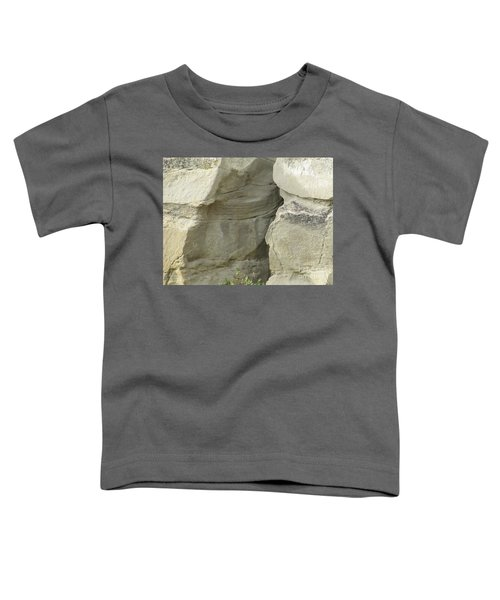 Rock Cleavage Toddler T-Shirt