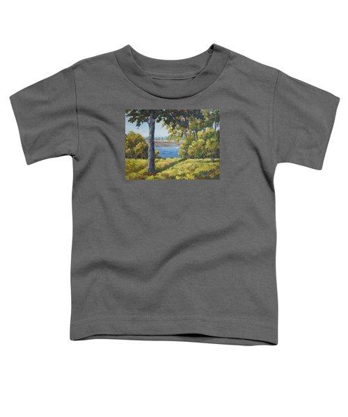 Rock Cut State Park Toddler T-Shirt