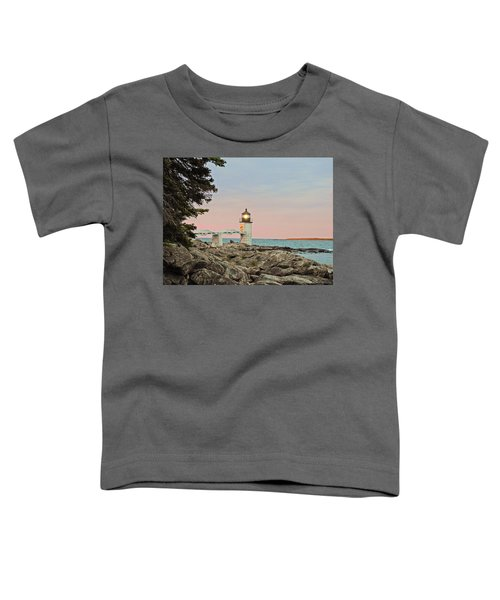 Rock Patterns Toddler T-Shirt