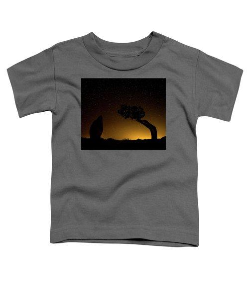 Rock, Tree, Friends Toddler T-Shirt