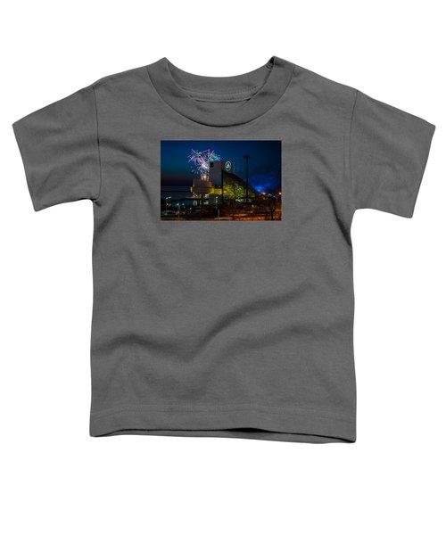 Rocking Fireworks Toddler T-Shirt