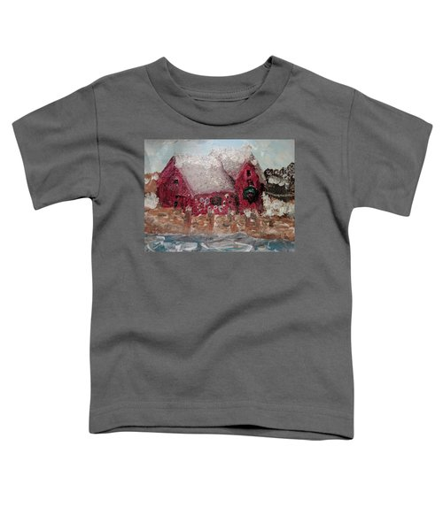 Rockport Christmas 1 Toddler T-Shirt