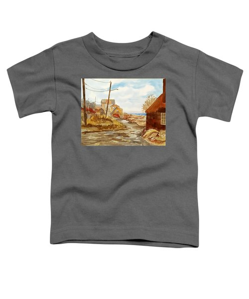 Rockport Coast Toddler T-Shirt