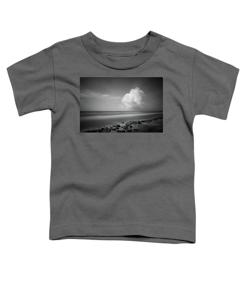 Rocky Shoreline Toddler T-Shirt