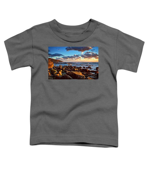Rocky Surf Conditions Toddler T-Shirt