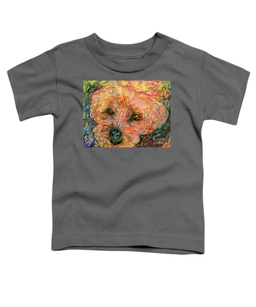 Rocky The Dog Toddler T-Shirt