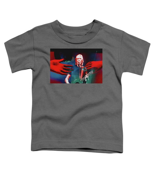 Roger Waters Tour 2017 - Wish You Were Here II Toddler T-Shirt