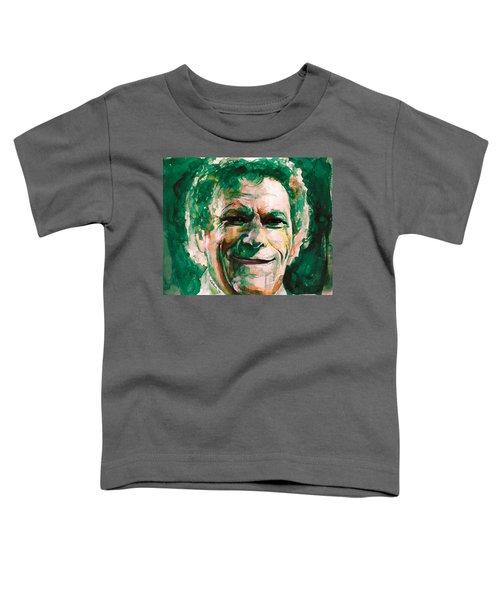 Allez Les Verts - Saint Etienne Toddler T-Shirt