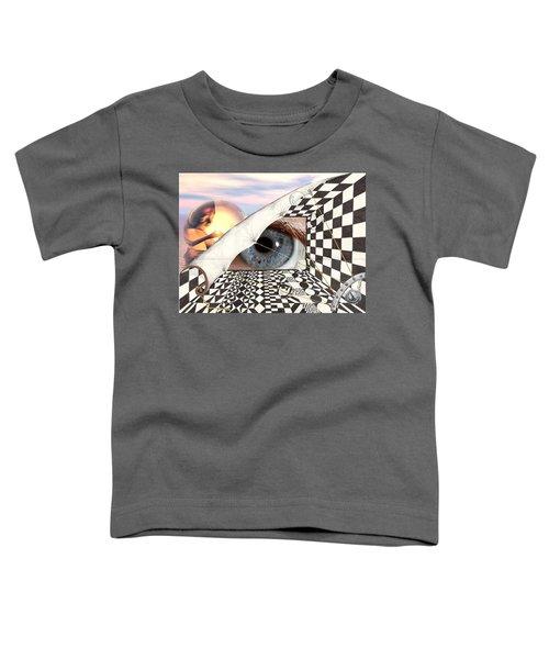 Roll Back Toddler T-Shirt