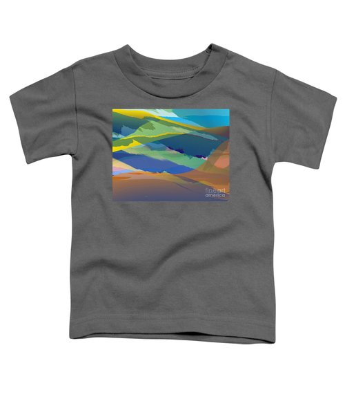 Rolling Hills Landscape Toddler T-Shirt
