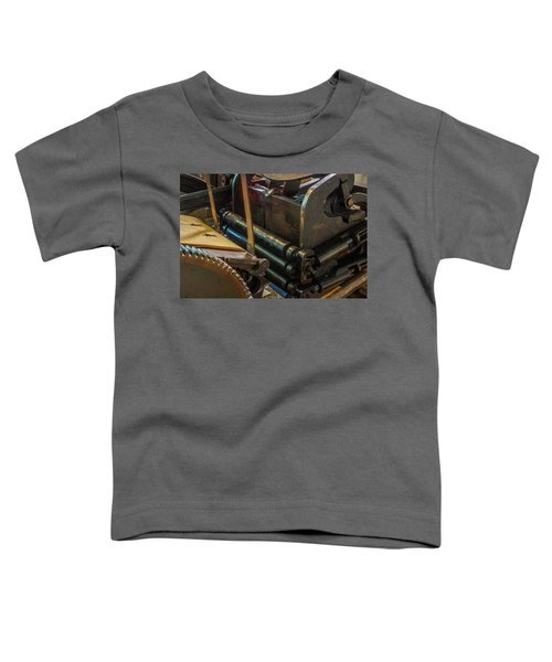 Rolling In Ink Toddler T-Shirt
