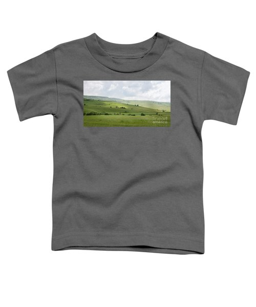 Rolling Landscape, Romania Toddler T-Shirt