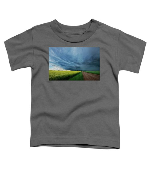 Rolling Storm Toddler T-Shirt