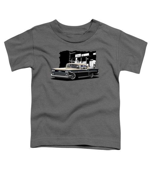 Rolling Through Toddler T-Shirt