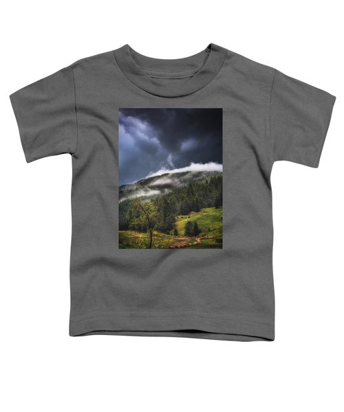 Rolling Through The Trees Toddler T-Shirt