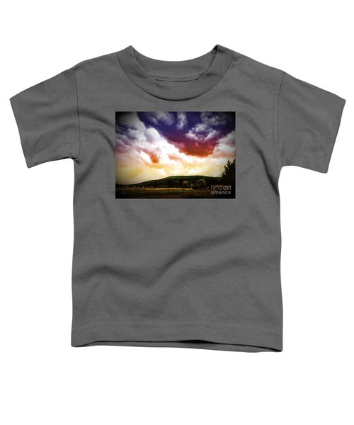 Rolling Thunder Toddler T-Shirt