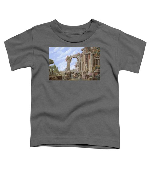 Roman Ruins Toddler T-Shirt