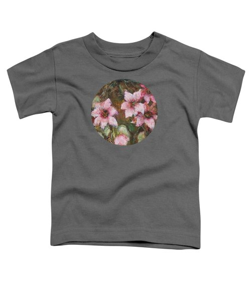 Romance Toddler T-Shirt by Mary Wolf