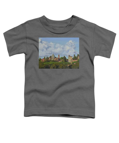 Rome Afternoon Toddler T-Shirt