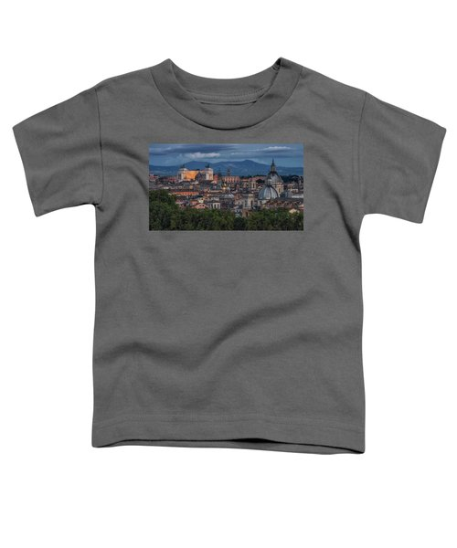 Rome Twilight Toddler T-Shirt