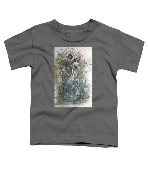 Romeo And Juliet. Monotype Toddler T-Shirt