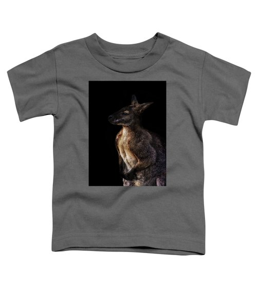 Roo Toddler T-Shirt by Martin Newman