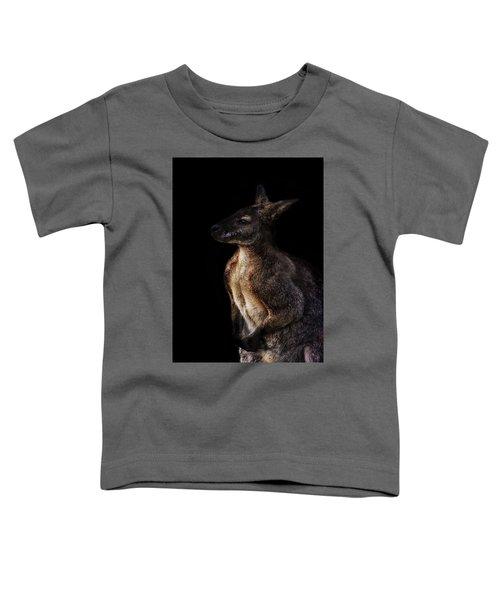 Roo Toddler T-Shirt by Martin Newman