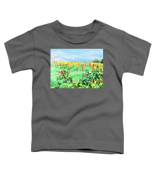Roosthole Vineyard Toddler T-Shirt