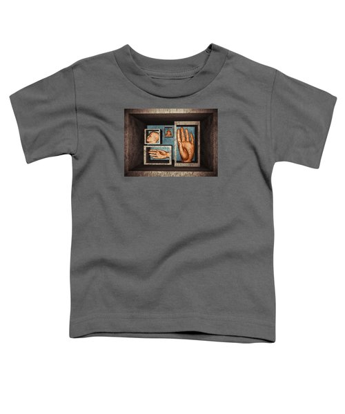 Roots Of Creativity Toddler T-Shirt