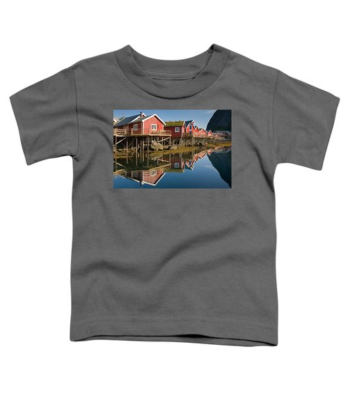 Rorbus With Reflections Toddler T-Shirt