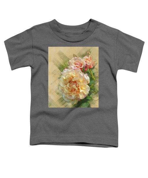 Rose 3 Toddler T-Shirt
