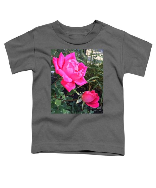 Rose Duet Toddler T-Shirt