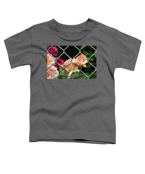 Rose Fence Toddler T-Shirt