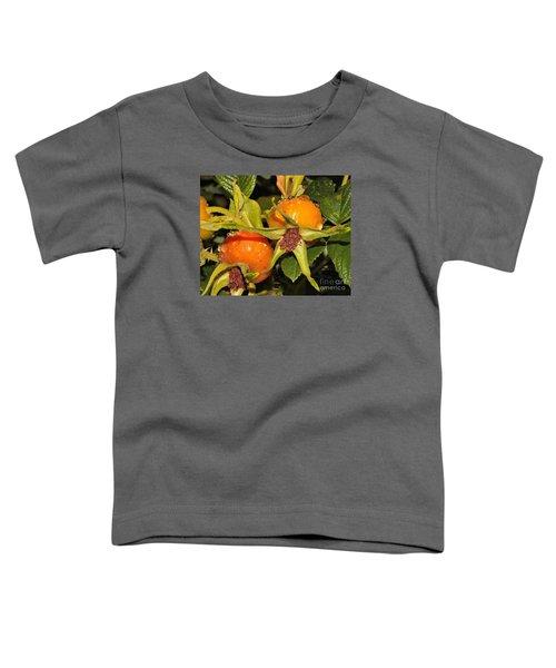 Rose Hips Toddler T-Shirt