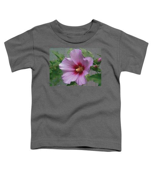Rose Of Sharon Toddler T-Shirt