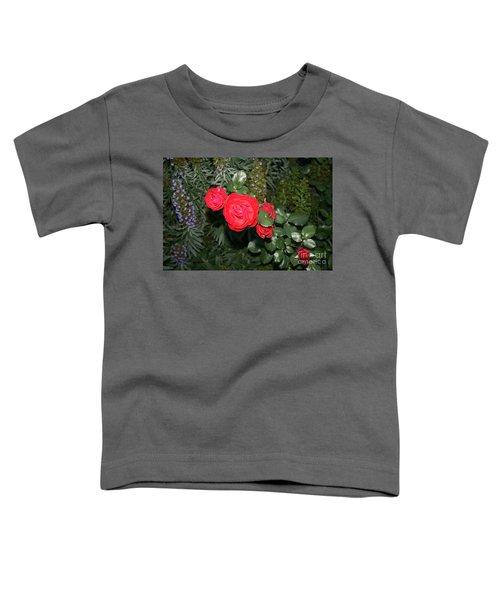 Roses Among Toddler T-Shirt