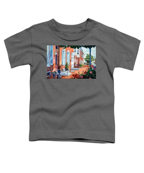 Rosewalk Toddler T-Shirt