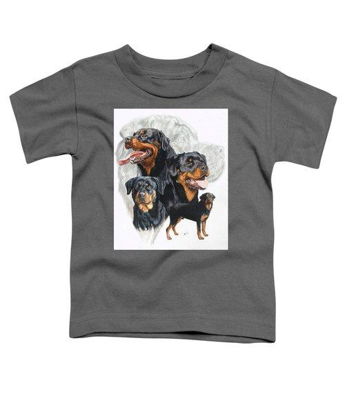 Rottweiler Medley Toddler T-Shirt