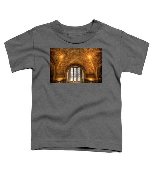 Rotunda Ceiling Royal Ontario Museum Toddler T-Shirt